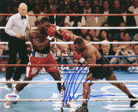 Mike Tyson Signed 8x10 Photo (PSA COA) at PristineAuction.com