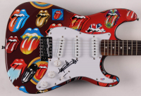 "Keith Richards Signed Rolling Stones 39"" Electric Guitar (PSA Hologram) at PristineAuction.com"