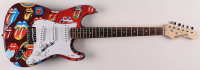 """Keith Richards Signed Rolling Stones 39"""" Electric Guitar (PSA Hologram) at PristineAuction.com"""