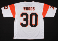 Ickey Woods Signed Jersey (JSA COA) at PristineAuction.com
