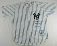 """Mariano Rivera Signed LE Yankees Jersey Inscribed """"96,98, 99, 2000 WS Champs"""" & """"99 WS MVP"""" (Steiner Hologram) at PristineAuction.com"""