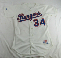 """""""300 Win Club"""" Rangers Jersey Signed by (8) with Nolan Ryan, Warren Spahn, Tom Seaver with Multiple 300th Win Date Inscriptions (JSA LOA) at PristineAuction.com"""