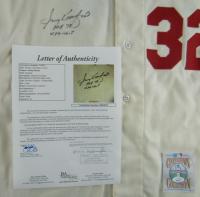 "Sandy Koufax Signed Dodgers Jersey Inscribed ""HOF 72"" & ""4 No-Hit"" (JSA LOA) at PristineAuction.com"
