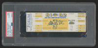 Magic Johnson Signed 1982 NBA Final Game 6 Ticket (PSA Encapsulated) at PristineAuction.com
