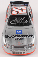 Kevin Harvick Signed NASCAR #29 GM Goodwrench Service 2002 Monte Carlo Elite - 1:24 Premium Action Diecast Car (PA COA) at PristineAuction.com