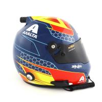 "Alex Bowman Signed NASCAR Axalta ""First Win"" Full-Size Helmet (Hendrick COA & PA COA) at PristineAuction.com"