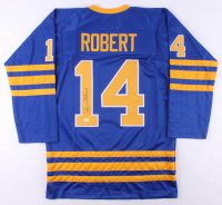 Rene Robert Signed Jersey (JSA COA) at PristineAuction.com