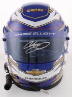Chase Elliott Signed NASCAR NAPA Full-Size Helmet (Elliott COA & PA COA) at PristineAuction.com