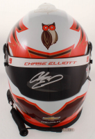 Chase Elliott Signed NASCAR Hooters Full-Size Helmet (Elliott COA & PA COA) at PristineAuction.com