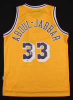 Kareem Abdul-Jabbar Signed Lakers Jersey (Beckett COA) at PristineAuction.com