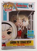"Kiernan Shipka Signed ""Sabrina the Teenage Witch"" Sabrina #19 Funko Pop! Vinyl Figure (PSA Hologram) at PristineAuction.com"