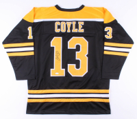 Charlie Coyle Signed Jersey (JSA COA) at PristineAuction.com