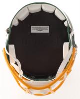 Jordy Nelson Signed Packers Full-Size AMP Alternate Speed Helmet (Beckett COA) at PristineAuction.com