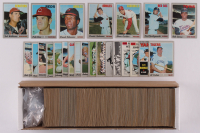 1970 Topps Complete Set of (720) Baseball Cards with #580 Pete Rose, #211 Ted Williams, #10 Carl Yastrzemski, #230 Brooks Robinson, #290 Rod Carew, #220 Steve Carlton at PristineAuction.com