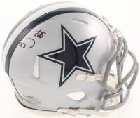 Blake Jarwin Signed Cowboys Speed Mini Helmet (Beckett COA) at PristineAuction.com