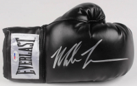 Mike Tyson Signed Everlast Boxing Glove (PSA COA) (Imperfect) at PristineAuction.com