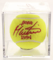 Martina Navratilova Signed 1994 Commemorative Tennis Ball with Display Case (Beckett COA) at PristineAuction.com