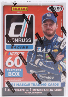 2018 Panini Donruss Racing Blaster Box at PristineAuction.com