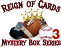 Reign of Cards Mystery Box Series - 3 at PristineAuction.com