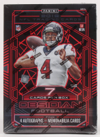 2019 Panini Obsidian Football Hobby Box - Factory Sealed at PristineAuction.com