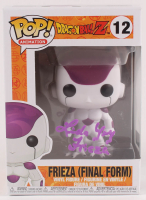 """Linda Young Signed """"Dragon Ball Z"""" Frieza (Final Form) #12 Funko Pop! Vinyl Figure Inscribed """"Frieza"""" (Tristar Hologram) at PristineAuction.com"""