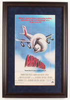 """Airplane!"" 17.5x25.5 Custom Framed Movie Poster Display at PristineAuction.com"