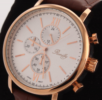 Romilly Accordini Men's Multi-Function Watch at PristineAuction.com