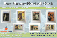 Cardboard Hits Presents Vintage Card Mystery Box Series 8 at PristineAuction.com