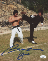 """Bolo Yeung Signed """"Enter the Dragon"""" 8x10 Photo (JSA COA) at PristineAuction.com"""