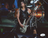 Robert Trujillo Signed Metallica 8x10 Photo (JSA COA) at PristineAuction.com