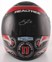 Kevin Harvick Signed 2014 NASCAR Jimmy Johns Racing Full-Size Helmet (JSA COA) at PristineAuction.com