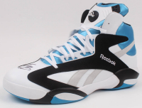 Shaquille O'Neal Signed Reebok Game Model Size 22 Basketball Shoe (Fanatics Hologram) at PristineAuction.com