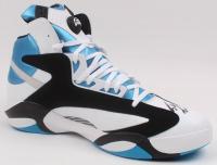 Shaquille O'Neal Signed Reebok Game Model Size 22 Basketball Shoe (Fanatics Hologram) at PristineAuction.com