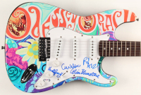 "The Zombies 39"" Huntington Electric Guitar Band-Signed by (4) with Colin Blunstone, Rod Argent, Hugh Grundy & Chris White (PSA Hologram) at PristineAuction.com"