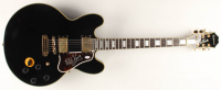 B.B. King Signed Authentic Epiphone Lucille Guitar with Case (PSA Hologram) at PristineAuction.com
