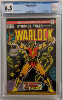 "1975 ""Strange Tales"" Issue #178 Marvel Comic Book (CGC 6.5) at PristineAuction.com"