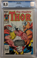 "1983 ""Thor"" Issue #338 Marvel Comic Book (CGC 8.5) at PristineAuction.com"