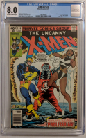 "1979 ""The Uncanny X-Men"" Issue #124 Marvel Comic Book (CGC 8.0) at PristineAuction.com"