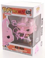 "Josh Martin Signed ""Dragon Ball Z"" Kid Buu #620 Funko Pop! Vinyl Figure ""Buu!"" (Beckett COA) at PristineAuction.com"