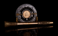 The Trap with the Golden Bait - Roman Booteen's Coin with One-of-a-kind Working Trap Mechanism at PristineAuction.com