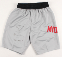 "Stipe Miocic Signed UFC Trunks Inscribed ""The Champ"" (PSA COA) at PristineAuction.com"