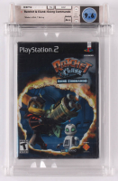 "2003 ""Ratchet & Clank: Going Commando"" Playstation 2 Video Game (Wata Certified 9.6) at PristineAuction.com"