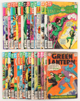 "Lot of (32) 1960-1988 ""Green Lantern"" 1st Series DC Comic Books at PristineAuction.com"
