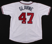 Tom Glavine Signed Jersey (JSA COA) at PristineAuction.com