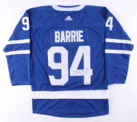 Tyson Barrie Signed Maple Leafs Jersey (Beckett COA) at PristineAuction.com