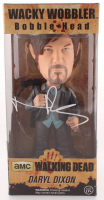"Norman Reedus Signed ""The Walking Dead"" Daryl Dixon Funko Wacky Wobbler Bobble Head (Radtke COA) at PristineAuction.com"