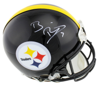 Ben Roethlisberger Signed Steelers Full-Size Authentic On-Field Helmet (Beckett COA) at PristineAuction.com