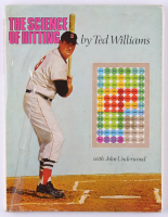 """Ted Williams Signed Vintage 1971 """"The Science of Hitting"""" Hardcover Book (JSA ALOA) at PristineAuction.com"""