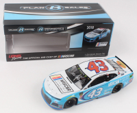 Darrell Wallace Jr. Signed LE NASCAR #43 Racing Experience Autographed 2018 Camaro ZL1 -1:24 Scale Die Cast Car (RCCA COA) at PristineAuction.com