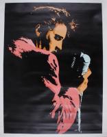 "Joe Petruccio Signed Elvis Presley ""Memphis 56"" 32.5x42 LE Giclee (Petruccio COA) at PristineAuction.com"